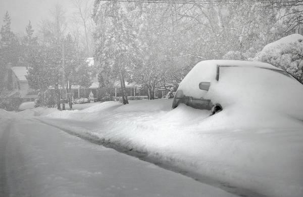 Stare de urgenţă în SUA datorită condiţiilor meteo