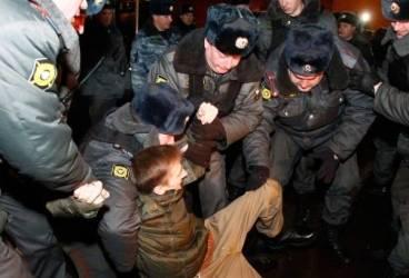 Moscova se pregăteşte de revoluţie