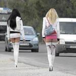 PLOIEŞTI/Amenzi cu duiumul pentru prostituatele, cerşetorii şi parbrizarii din oraş