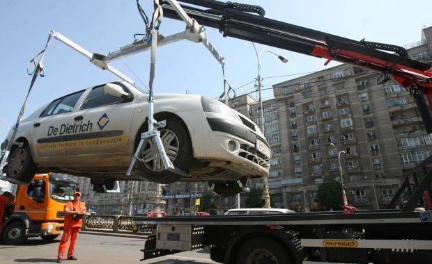 PLOIEŞTI/Cei care parchează pe străzile pe care circula RATP riscă să li se ridice maşinile