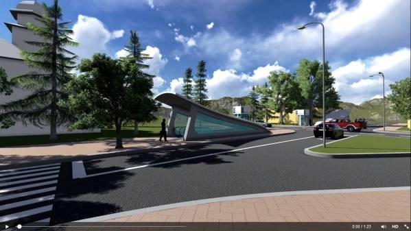 Luni se semnează contractul de finanţare pentru pasajul de la Gara de Vest