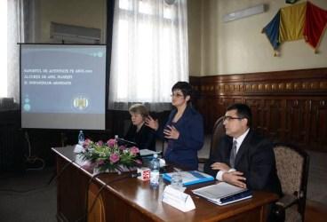 Curtea de Apel Ploieşti şi-a prezentat bilanţul pe 2011