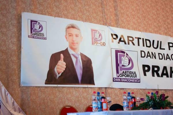 Filiala Prahova a Partidului Poporului și-a ales biroul de conducere/GALERIE FOTO