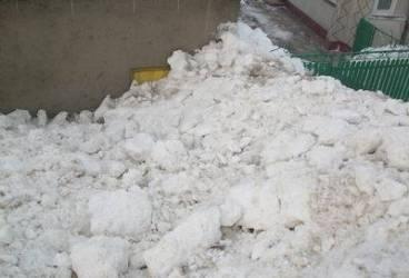 Am primit la redacţie: Zăpada şi bunul simţ