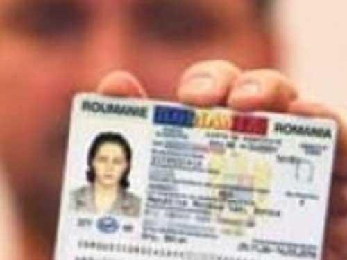 Program prelungit pentru schimbarea cărţilor de identitate