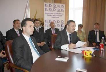 Florin Auraș Dragomir, candidatul la președinția CJ, marea surpriză a PPDD