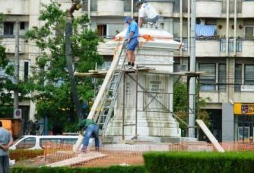 Restaurarea Statuii Libertăţii – AFLĂ unde va fi amplasată