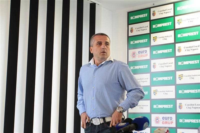 Felix Grigore – un alt oficial al Universităţii mutat la Petrolul?