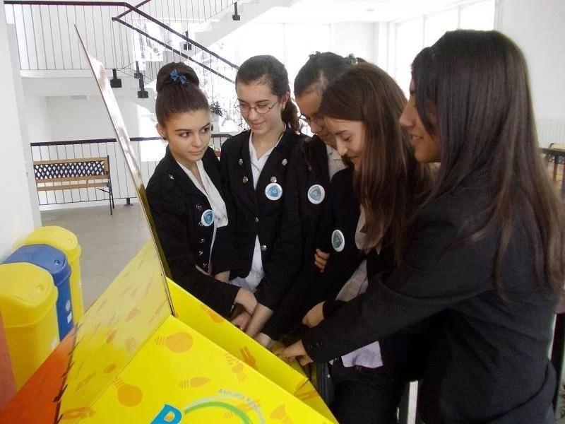 De Ziua Mediului, află câştigătorii competiţiei Patrula de Reciclare