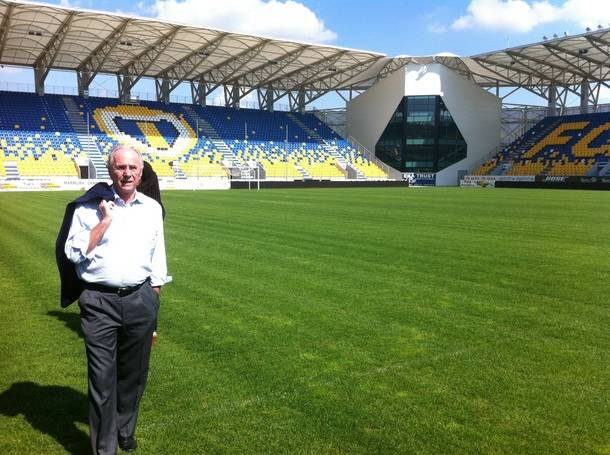 Sven-Goran Eriksson este deja… istorie pentru SC FC Petrolul