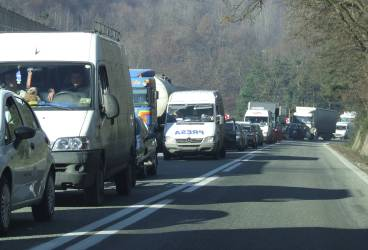 Info Trafic. Pe ce drumuri din Prahova se circulă cu restricţii