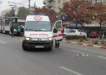 Copil de 4 ani, rănit grav la Floreşti