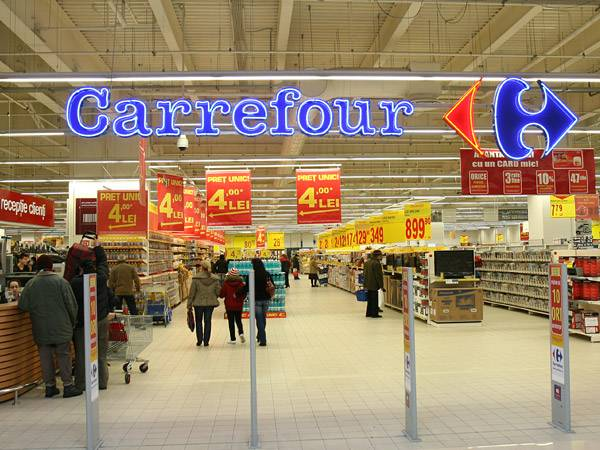 Promoţii pentru aniversarea Carrefour: 18 rate fără dobândă la electronice şi electrocasnice