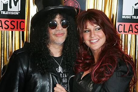 Axl Rose vine la Bucureşti, Slash se duce pe Walk of Fame