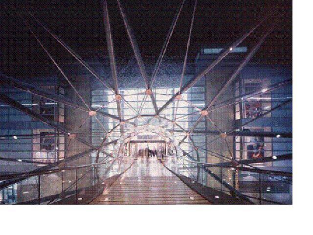 Winmarkt Grand Center şi Omnia – unite printr-un nou tunel suspendat