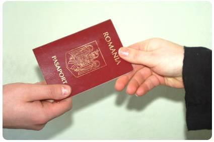 Punct de lucru pentru eliberarea paşapoartelor la Câmpina