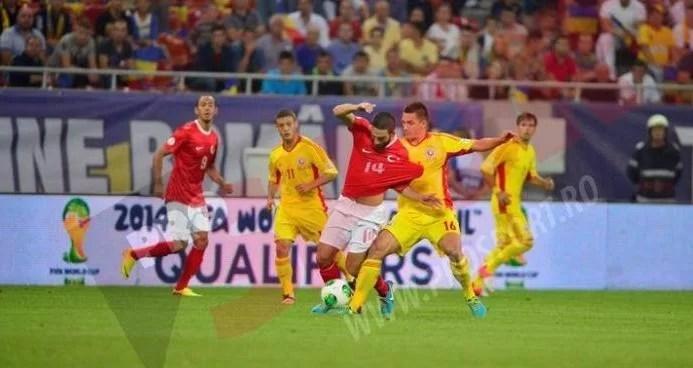 Integralist în România – Turcia, petrolistul Ovidiu Hoban a pierdut primul meci sub tricolor
