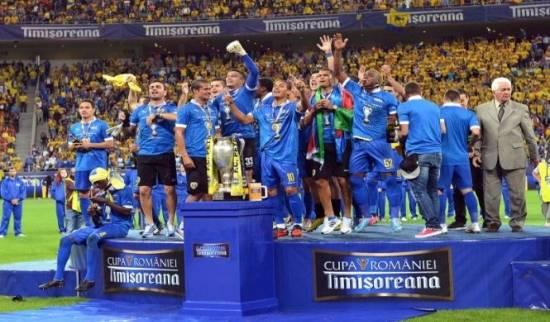 Rapid – Petrolul, ultima partidă din ediția 2013-2014 a optimilor Cupei României-Timișoreana