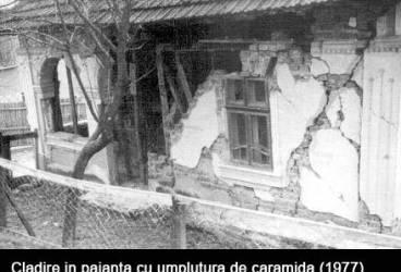 Cutremurul din 4 martie 1977, în Prahova/ Galerie foto – 28 de poze mărturie