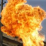 Explozie la o casă din Breaza