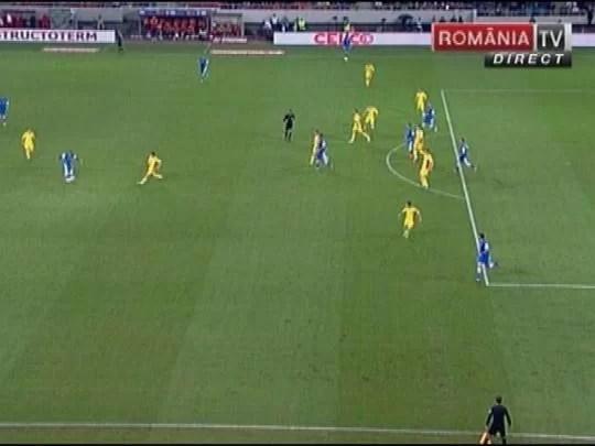 România a pierdut în fața Greciei, la Atena, cu 3-1. Petrolistul Hoban ar putea fi titular în retur