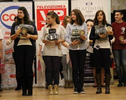 """Colegiul Naţional """"Jean Monnet"""" a câştigat şi ediţia a 2-a a Concursului """"The Best"""""""