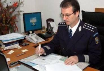 Comisarul şef Gheorghe Parepa – noul director adjunct al Direcţiei de Investigaţii Criminale a IGPR