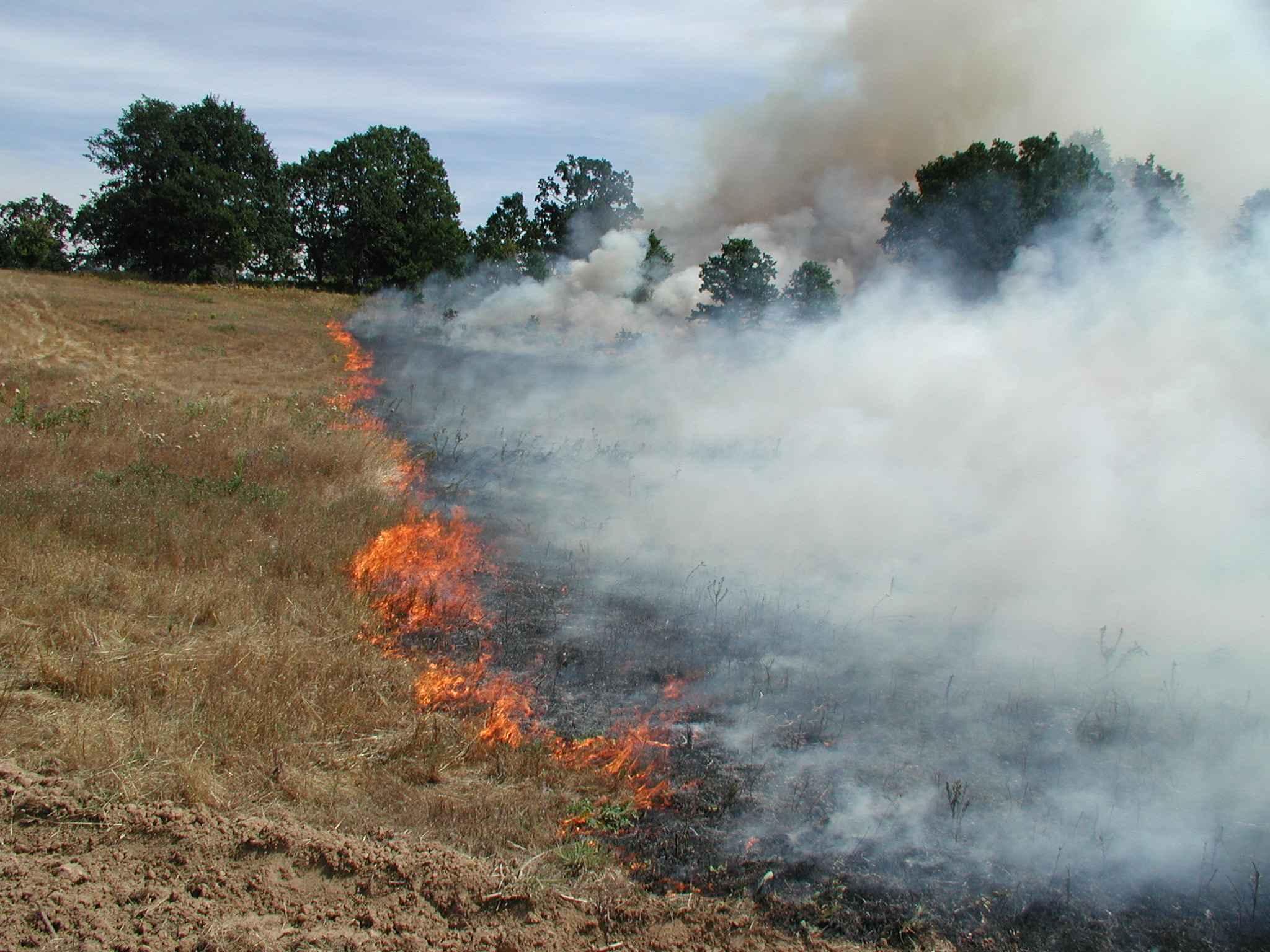 Incendiu de proporţii în Jugureni