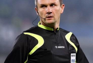 Arbitrul finalei Cupei României-Timișoreana din 2013 va conduce returul semifinalei de la Giurgiu