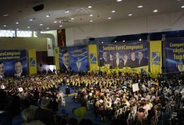 Crin a deschis campania pentru europarlamentare la Ploieşti (Galerie foto)