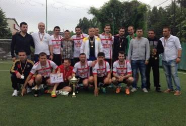 Ploieștiul mai are încă o echipă campioană națională. La minifotbal!