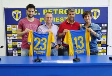 Petrolul a revenit la semnarea contractelor cu jucătorii străini pe durate mai scurte de timp