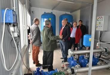 Apă şi gaze naturale la Balta Doamnei