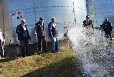 Sistem de alimentare cu apă potabilă, inaugurat la Măgurele