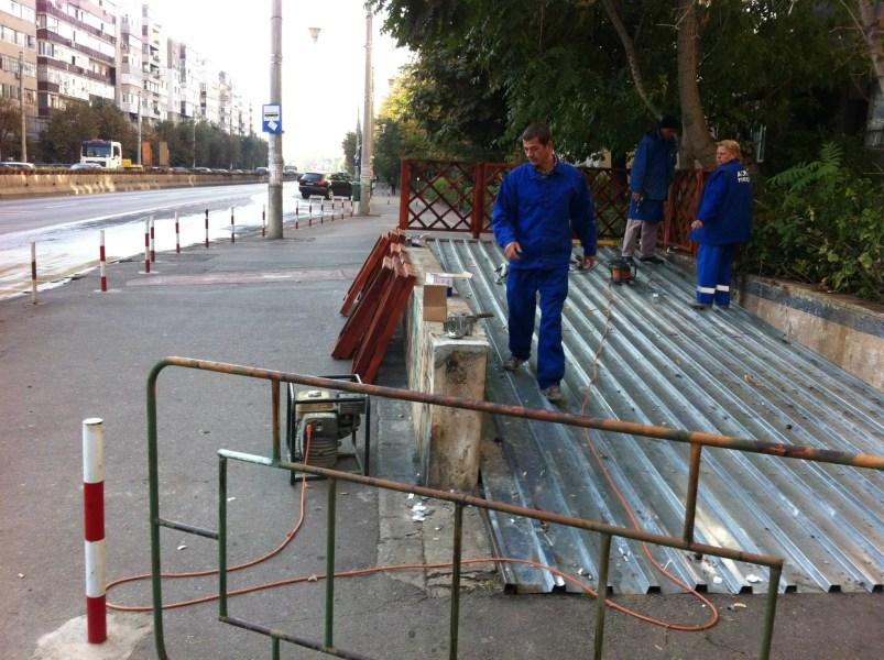 Soluţia SGU Ploieşti pentru pasajele pietonale închise din Bariera Bucureşti
