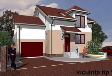 Cum vor arăta casele ANL ce se vor construi în Vălenii de Munte. Află toate detaliile