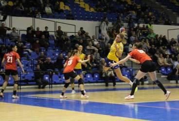 Punct ochit, punct lovit pentru handbalistele de la CSM Ploiești: au revenit pe loc de play-off în Liga Națională!