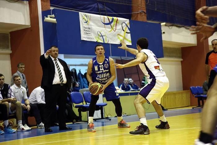 S-a ratat un obiectiv din patru. Campionii baschetului masculin autohon, absenți de la lupta pentru Cupa României!
