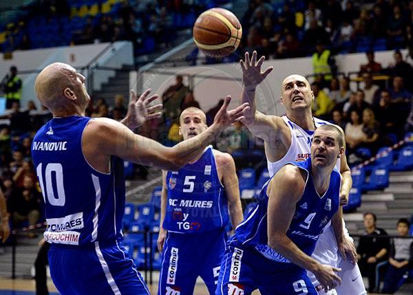 """Thriller la """"Olimpia""""! Cu mare efort și ambiție uriașă, CSU Asesoft a câștigat primul meci din finala LNBM"""