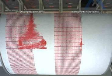 Cutremur de 4.3 grade în Vrancea