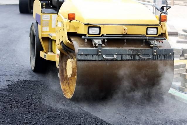 Lucrări de reparaţii pe drumurile naţionale
