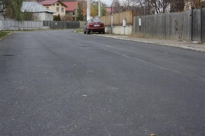 Străzi şi trotuare asfaltate în Vălenii de Munte – Lista completă