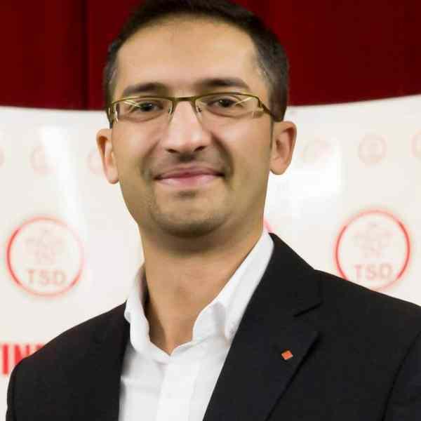 Andrei Nicolae – preşedinte al TSD Prahova. Face echipă cu fiul lui Doroftei
