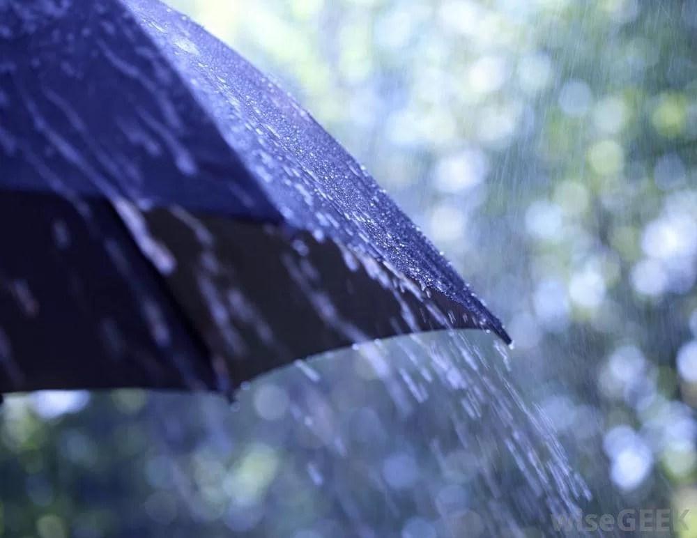 Avertizare meteo de ploi puternice, grindină şi vijelii!
