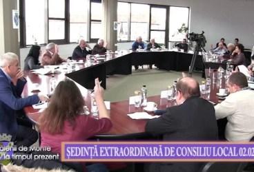 Valenii de Munte la timpul prezent 05 feb 2016 sed consiliu local p 1