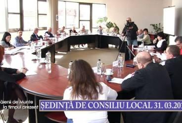 Valenii de Munte la timpul prezent 01 aprilie 2016 sed consiliu local p 1