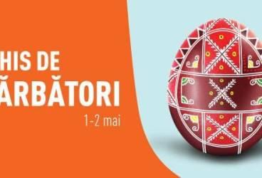 AFI Palace Ploiești va fi deschis pe parcursul sărbătorilor de Paște