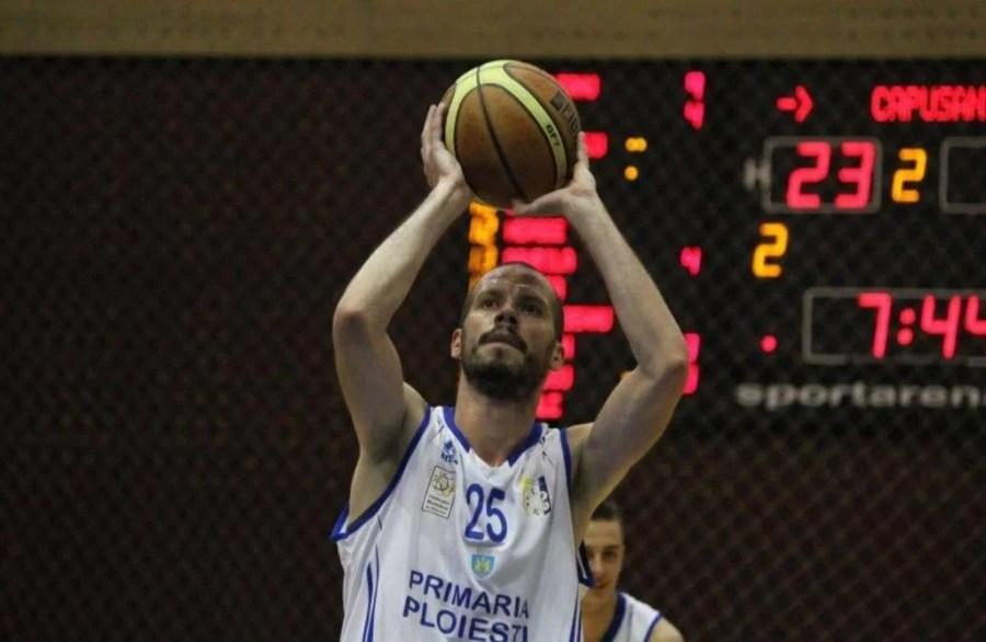 CSM Ploiești a mai făcut un pas apăsat spre Final Four-ul de promovare în Liga Națională de baschet masculin