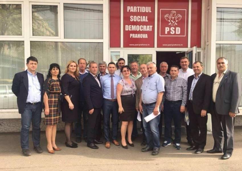 Candidaţii PSD la Plopeni şi Slănic: Viorel Nedelcu şi Daneluş Costea