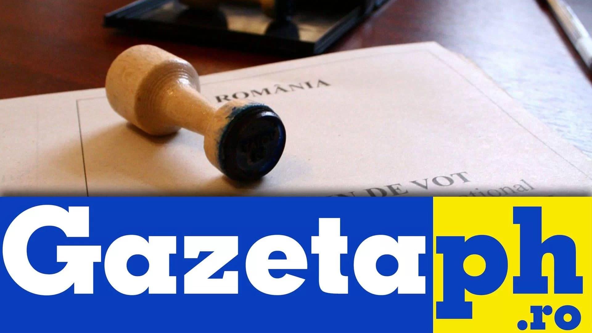 ALEGERI LOCALE 2016: REZULTATE județul Prahova